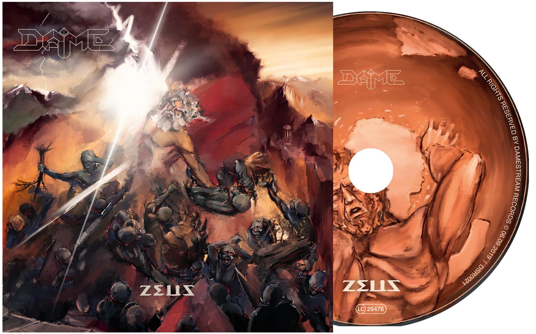 Dame Album Zeus