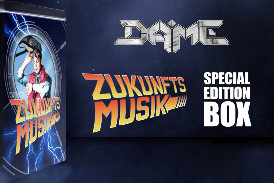 Zukunftsmusik Special Edition Box