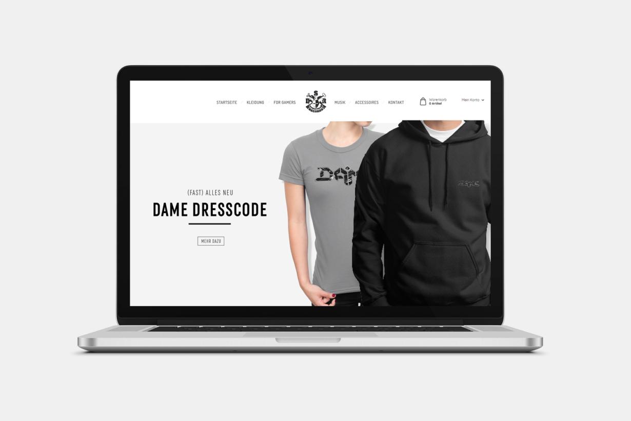Online Shop Relaunch